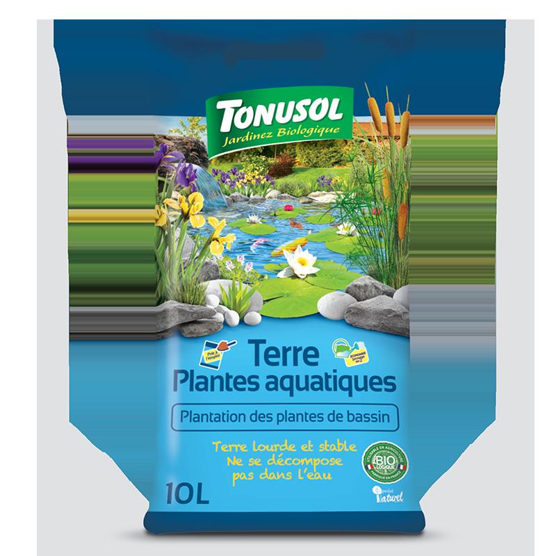 Organic Aquatic Plants Soil