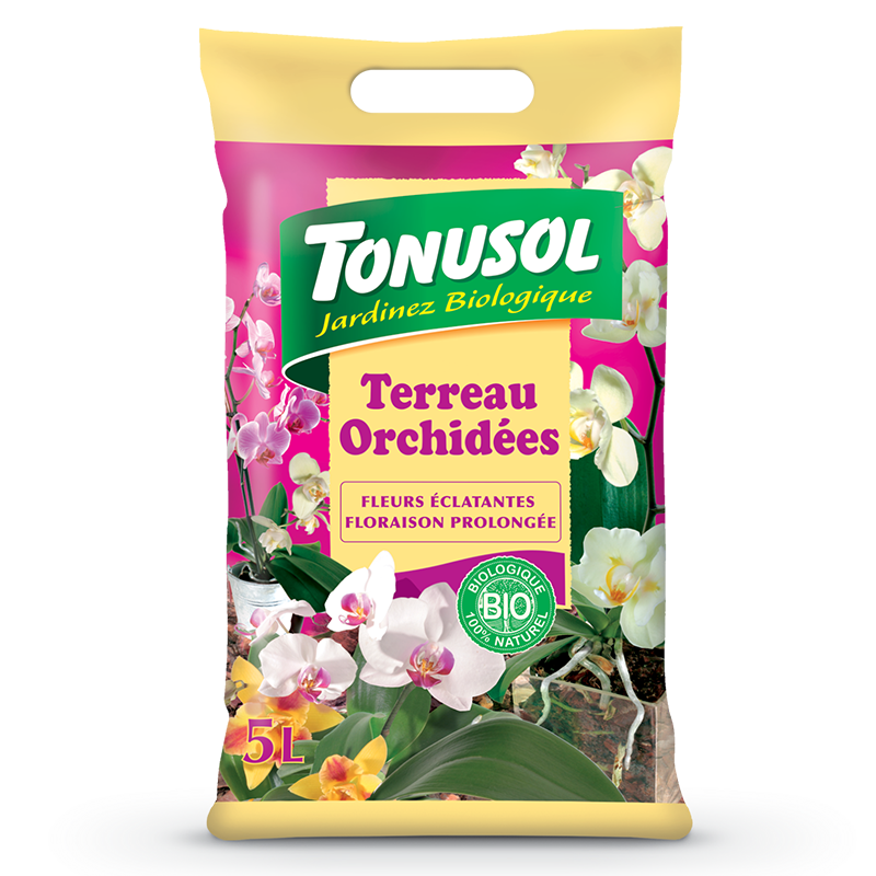 Organic Orchids Compost